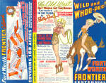 Click here to enlarge image and see more about item fortworthslk: Wild and Whoo-pee Fort Worth Frontier 1926