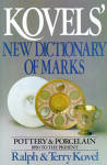 Click here to enlarge image and see more about item kovelsnew: Kovels' New Dictionary of Marks