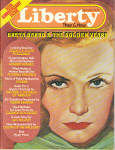 Click here to enlarge image and see more about item liberty1974: Liberty Magazine 1974 Garbo, Ziegfeld, Einstein more!