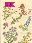 Click here to enlarge image and see more about item meyerflowersslk: Meyercord foral decals