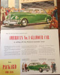 Click to view larger image of Six Packard automobile ads from 1940s and 1950s (Image2)