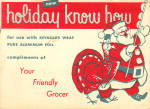 Click here to enlarge image and see more about item reynoldsslk: Reynolds Wrap Holiday Know How