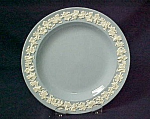 Wedgwood Cc On Lavender Plain Tea Plate