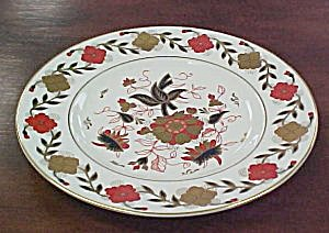 Royal Crown Derby Asian Rose Dinner Plate (Image1)