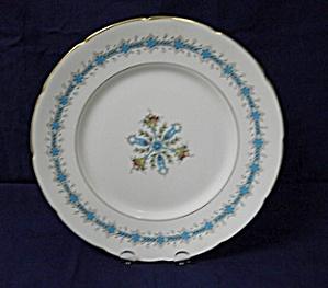 Coalport  Geneva Green  Bread & Butter Plate (Image1)