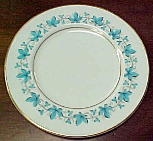 Royal Worcester Bala Bread & Butter Plate