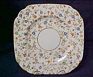 Tuscan Dolly Varden Bread & Butter Plate