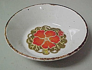 Midwinter Nasturtium  Cereal Bowl (Image1)
