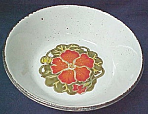 Midwinter Nasturtium  Round Vegetable - Open (Image1)