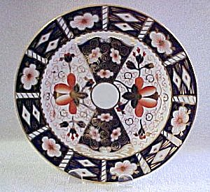 Royal Crown Derby Traditional Imari Salad Plate (Image1)