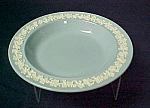 Wedgwood Cc On Lavender Plain Rimmed Soup Bowl