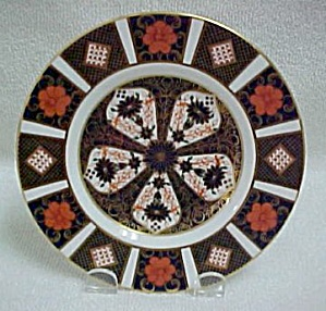 Royal Crown Derby Old Imari Dinner Plate (Image1)