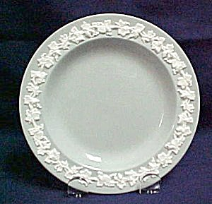 Wedgwood Queensware Cc On Grey Bread & Butter Plate
