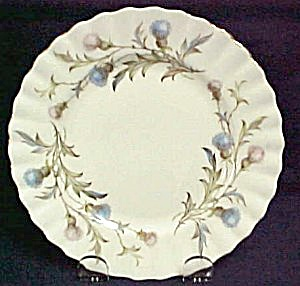 Royal Albert Brigadoon Bread & Butter Plate