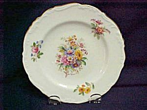 Coalport  Fragrance  Salad Plate (Image1)