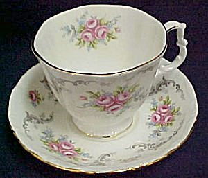 Royal Albert  Tranquility  Cup & Saucer (Image1)