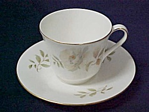 Royal Doulton Yorkshire Rose Cup & Saucer