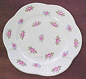 Shelley Rosebud (Dainty) 13426 Bread & Butter Plate