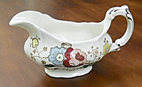 Booths Stanway A8056 Gravy Boat - No Underplate
