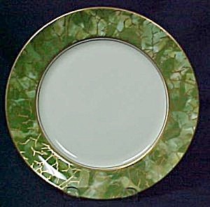 Aynsley Onyx Green Bread & Butter Plate