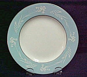 Minton Turquoise Cameo Bread & Butter Plate