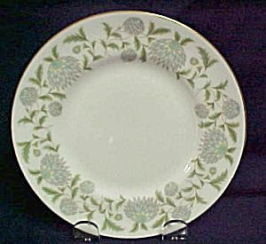 Coalport Waltz Of The Flowers Bread Plate