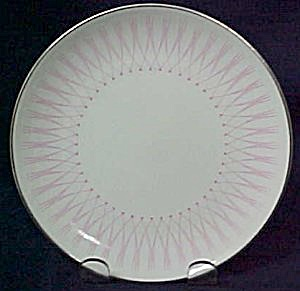 Royal Doulton Pink Radiance Bread & Butter Plate