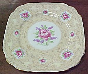 Royal Albert Devonshire Lace Bread & Butter Plate