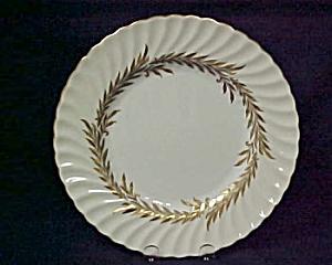 Minton  Golden Symphony  Dinner Plate (Image1)