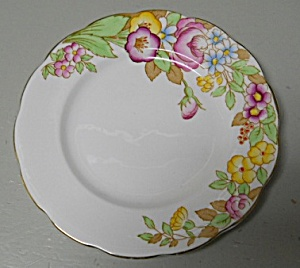 Royal Albert Bouquet Tea Plate