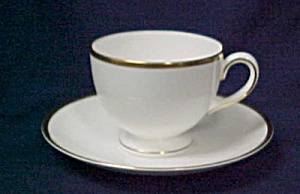 Wedgwood California Cup & Saucer