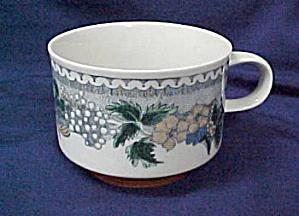 Goebel Burgund Mug (Image1)