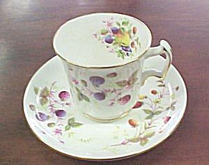 Royal Chelsea Random Harvest Cup & Saucer (Image1)
