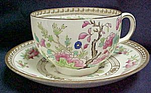 Royal Doulton Indian Tree Cup & Saucer