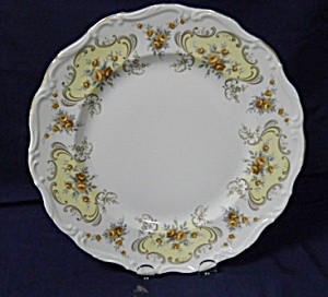 Royal Albert September Song Bread & Butter Plate