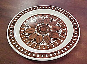 Midwinter Medallion Bread & Butter Plate