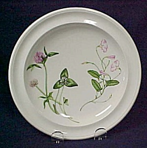 Portmeirion Queen's Hidden Garden Bread Plate