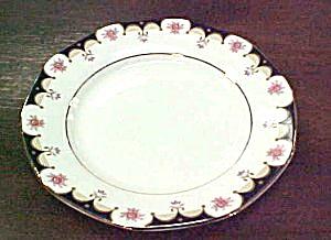 Queen'S Rosina Regent Bread & Butter Plate (Image1)