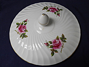 Northumbria Carleton Rose Vegetable Lid (Image1)