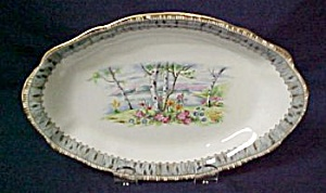 Royal Albert Silver Birch Regal Tray