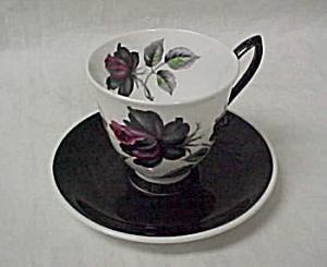Royal Albert Masquerade Demitasse Cup & Saucer (Image1)