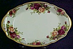 Royal Albert Old Country Roses Small Regal Tray