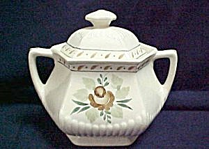 Adams Madeleine Sugar Bowl with Lid (Image1)