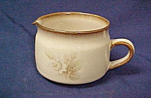 Denby Memories / Images Open Creamer
