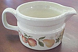 Wedgwood Quince Open Creamer