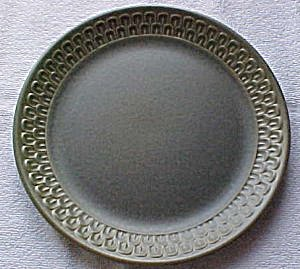 Wedgwood Cambrian (Green) Bread & Butter Plate