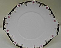 Queen'S Rosina Regent Cake Plate (Image1)