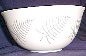 Foley Fern Open Sugar Bowl