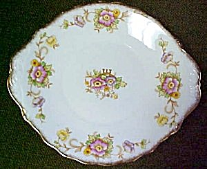 Royal Albert Evesham Cake Plate