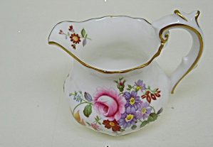 Royal Crown Derby Derby Posies Open Creamer